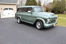 1957 Chevrolet Suburban for sale 100984072