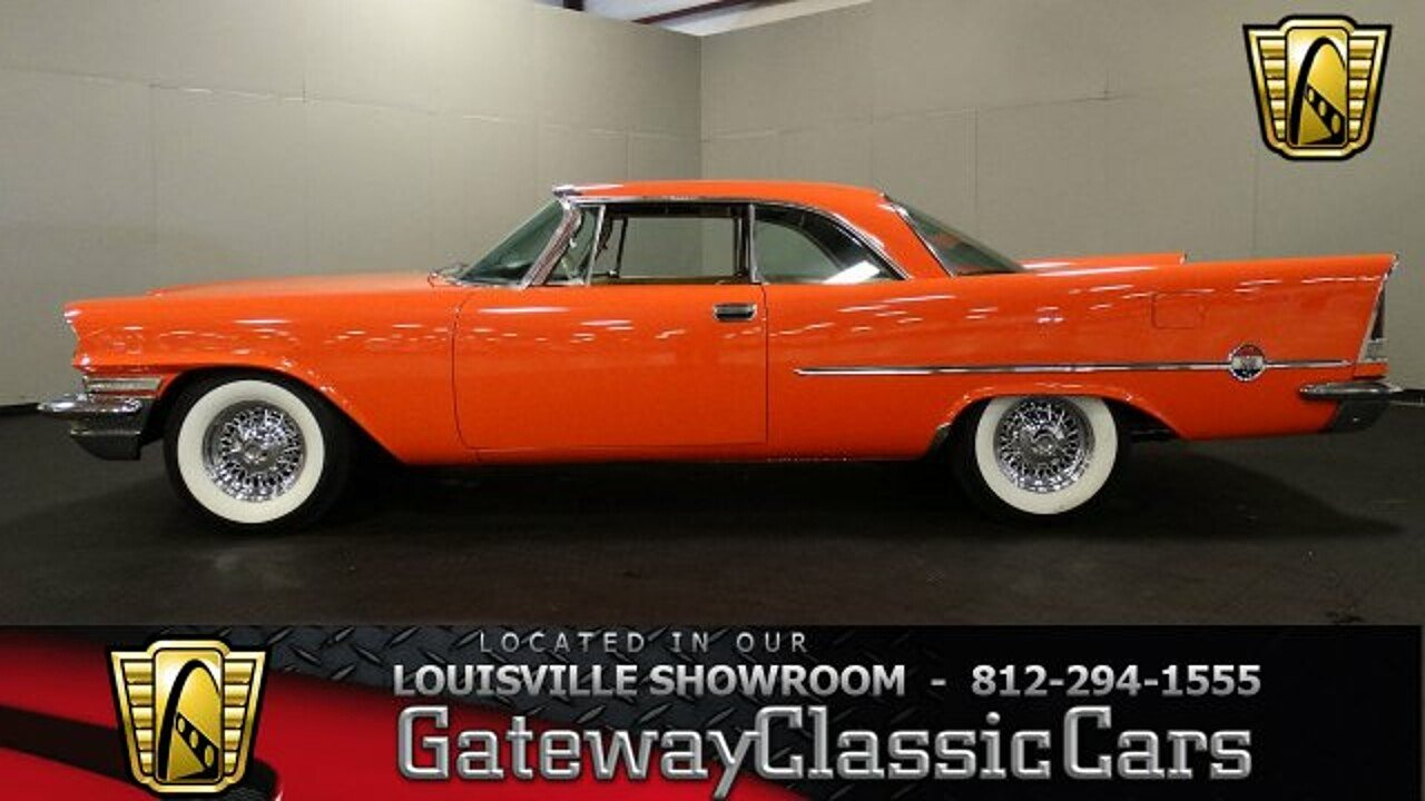 1957 Chrysler 300 for sale 100949149