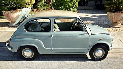 1957 FIAT 600 for sale 100853379
