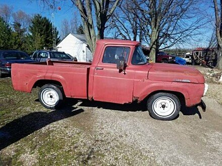 1957 Ford F100 for sale 100955976