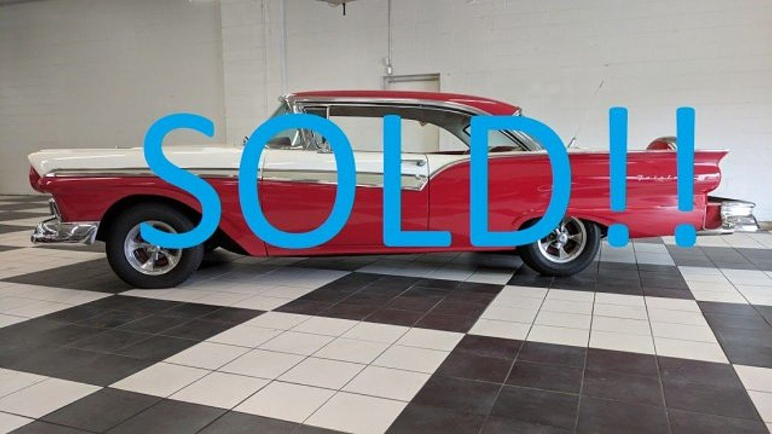 1957 Ford Fairlane for sale 101032504