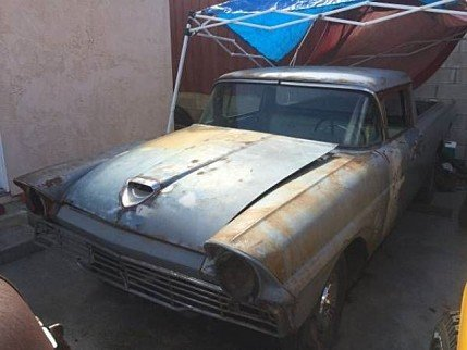 1957 Ford Ranchero for sale 100824572