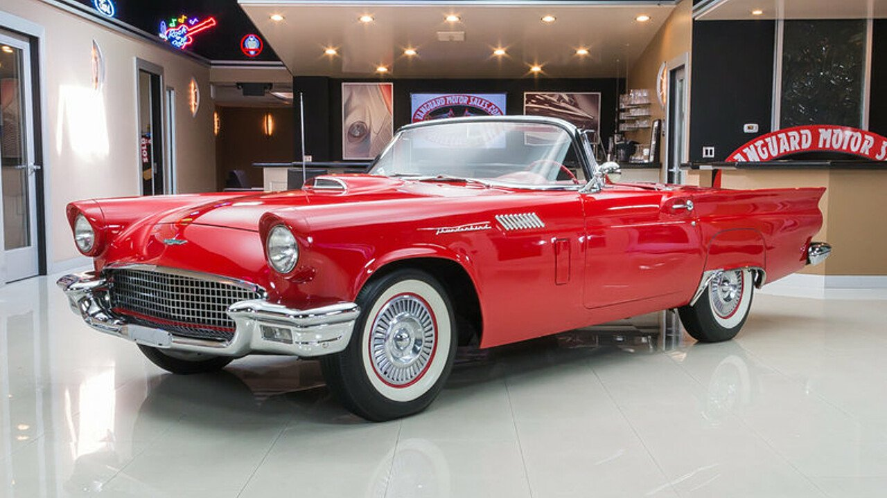 1957 Ford Thunderbird for sale 100731390