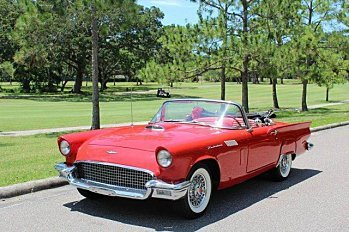 1957 Ford Thunderbird for sale 100805980