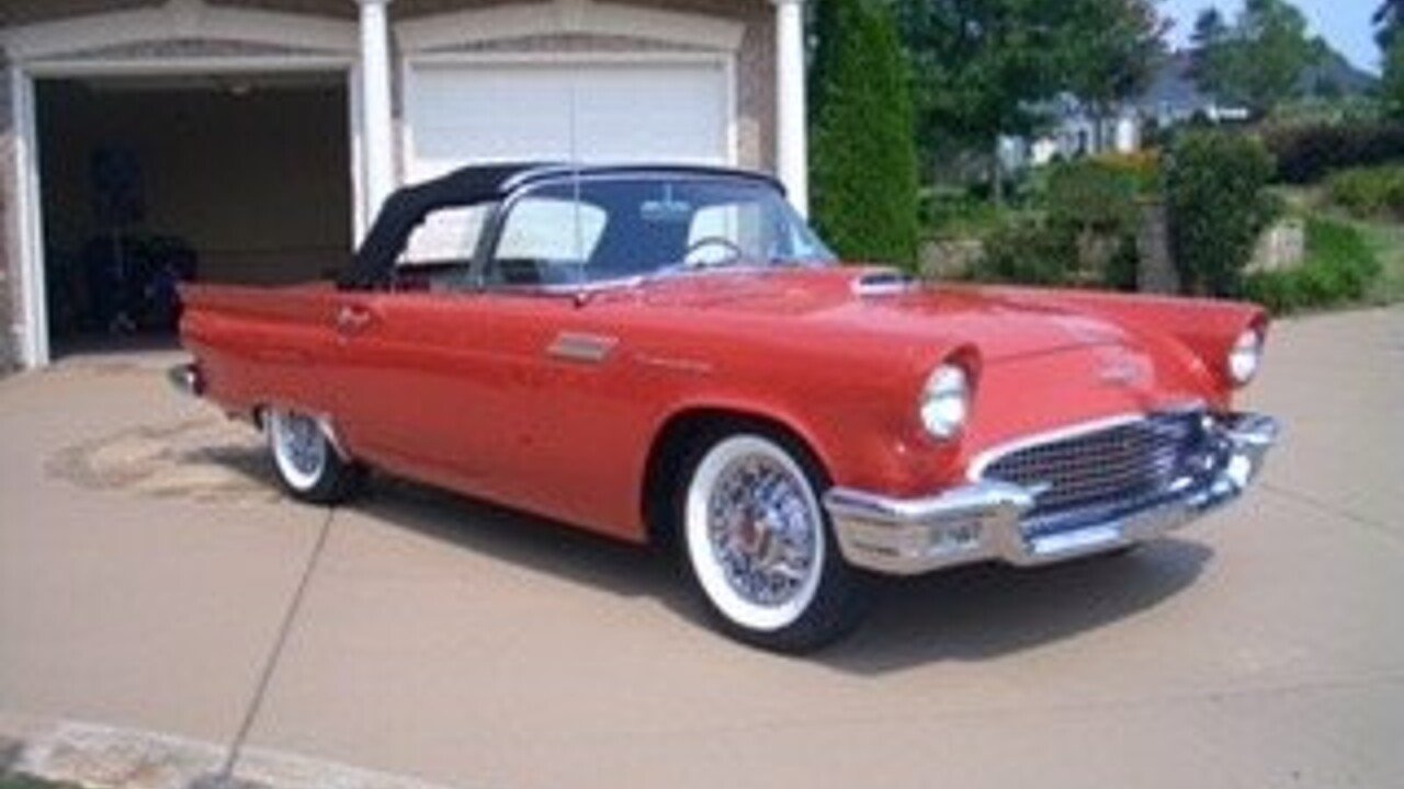 1957 Ford Thunderbird for sale 100870741