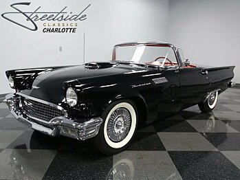 1957 Ford Thunderbird for sale 100888584