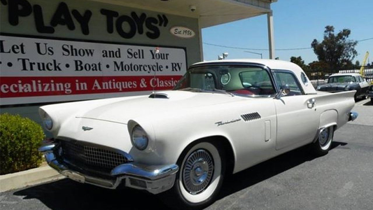 1957 Ford Thunderbird for sale 100888783