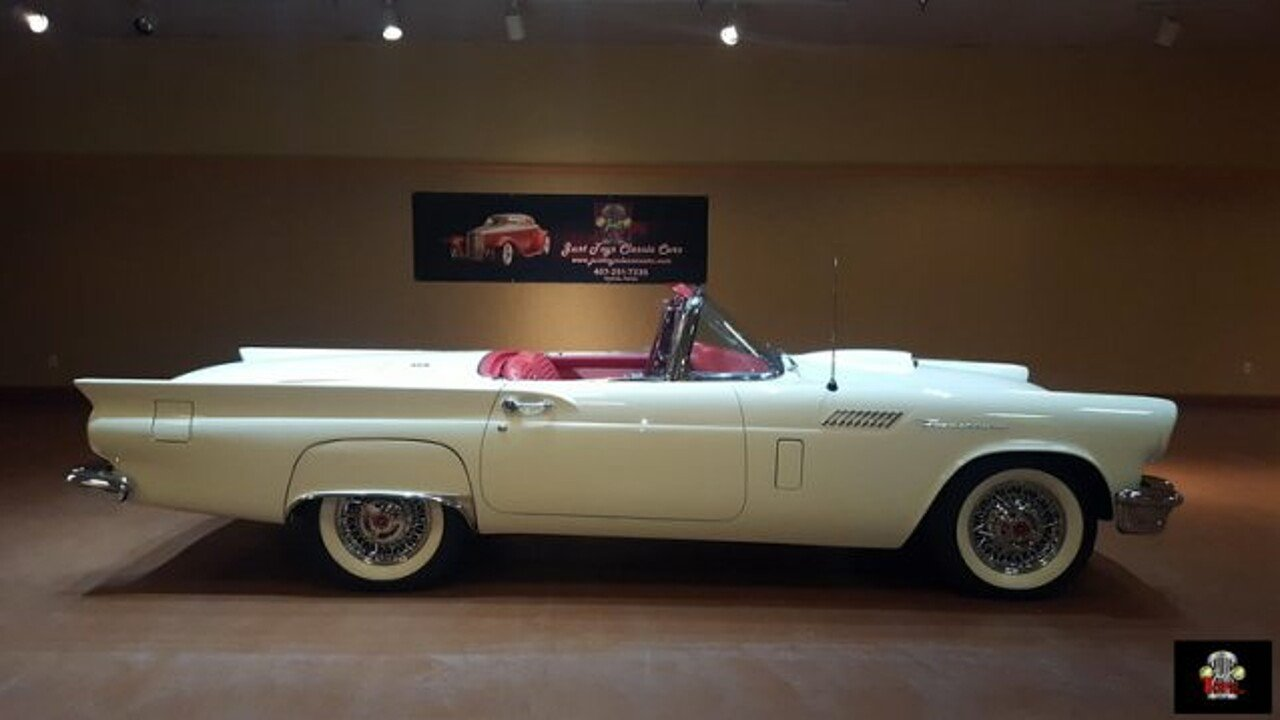 1957 Ford Thunderbird for sale 100890111