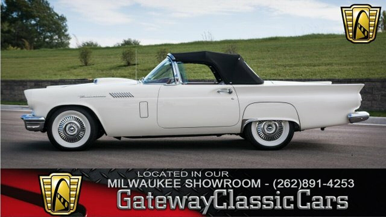 1957 Ford Thunderbird for sale 100963409