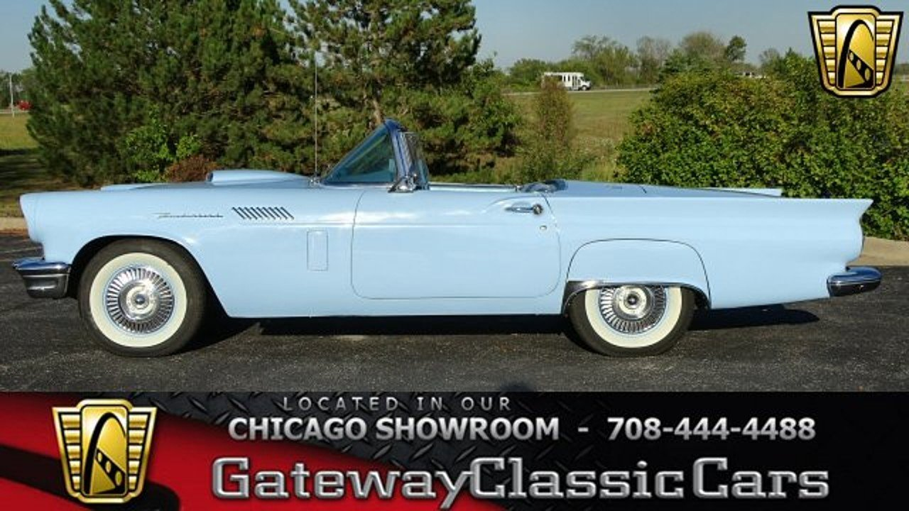 1957 Ford Thunderbird for sale near O Fallon, Illinois 62269 ...
