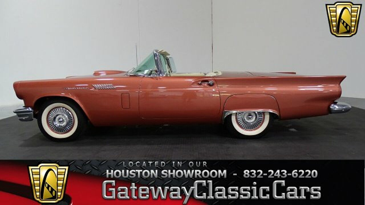 1957 Ford Thunderbird for sale 100964079