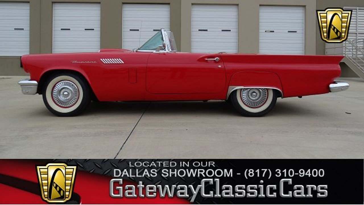 1957 Ford Thunderbird for sale 100965682