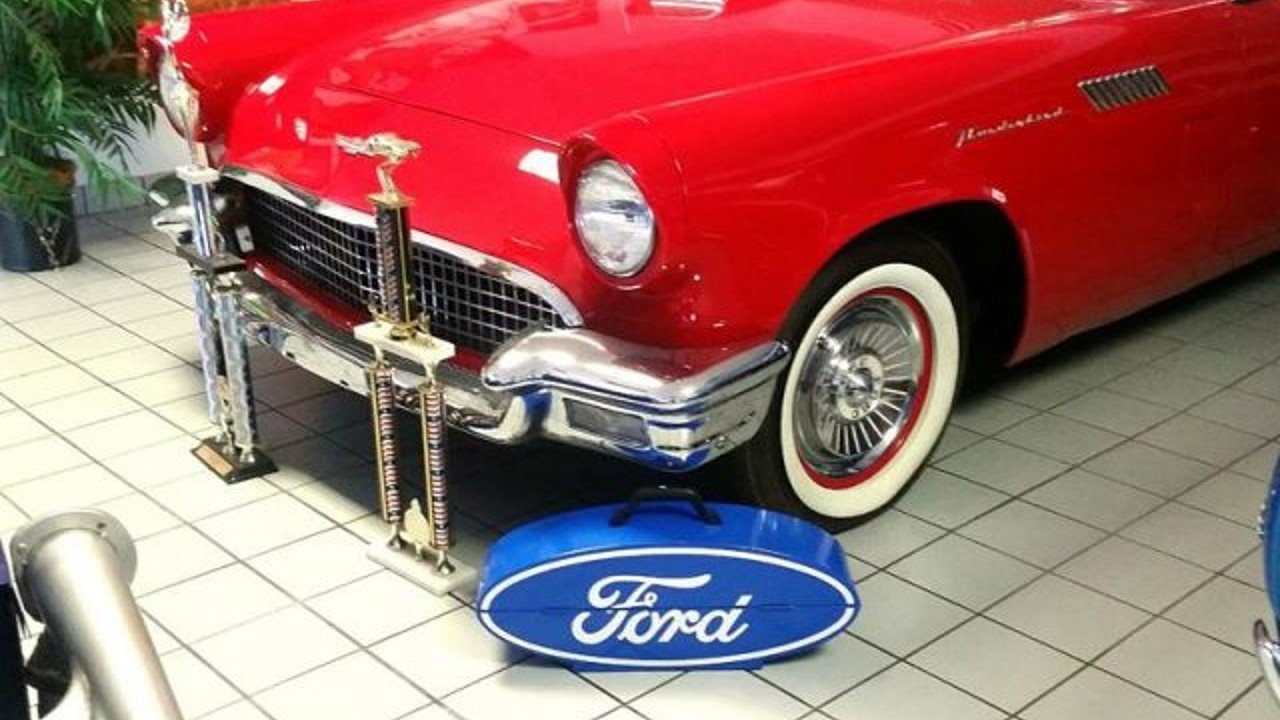 1957 Ford Thunderbird for sale 101020791