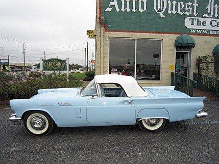 1957 Ford Thunderbird for sale 100741891