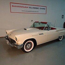 1957 Ford Thunderbird for sale 100834671