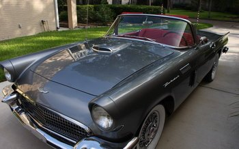 1957 Ford Thunderbird for sale 100984212