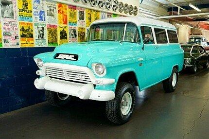 1957 GMC Suburban for sale 100945467