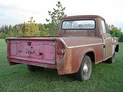 1957 International Harvester Pickup for sale 100882376