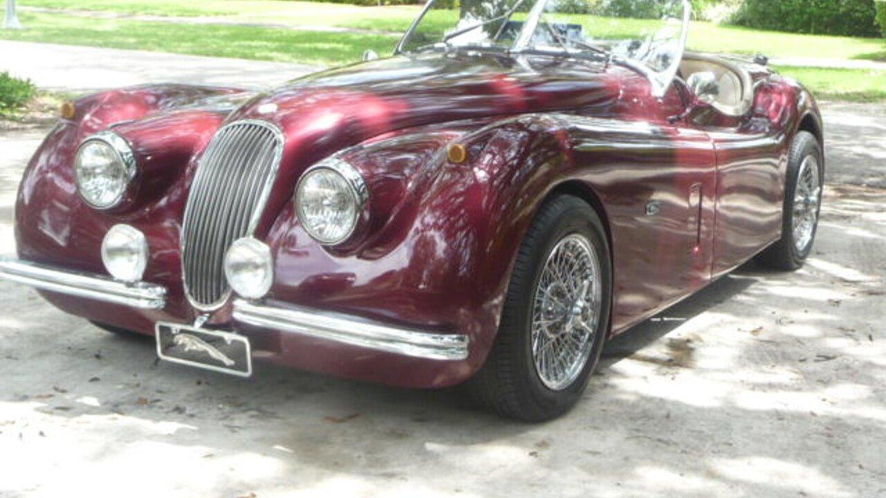 1957 Jaguar XK 140 for sale near miami, Florida 33193 - Classics ...