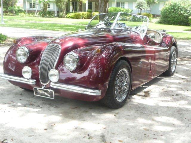 1957 Jaguar XK 140 For Sale 100915599