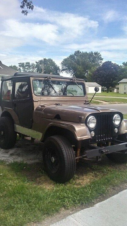 1957 Jeep CJ-5 for sale 100898154