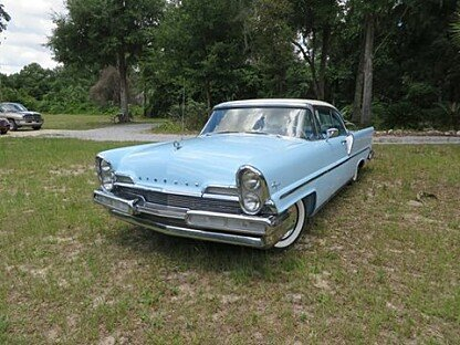 1957 Lincoln Capri for sale 100796586