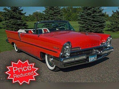 1957 Lincoln Premiere for sale 100883154