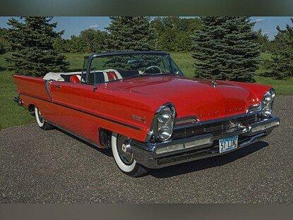 1957 Lincoln Premiere for sale 100950956