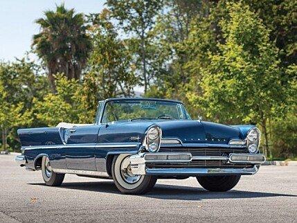 1957 Lincoln Premiere for sale 101002210
