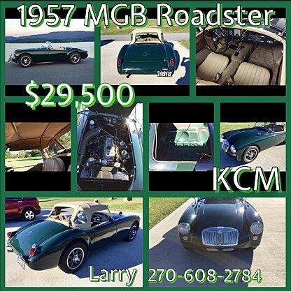 1957 MG MGA for sale 100873945