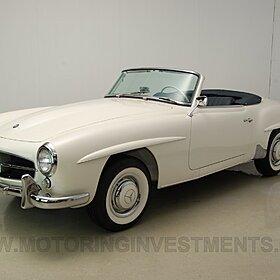 1957 Mercedes-Benz 190SL for sale 100838340