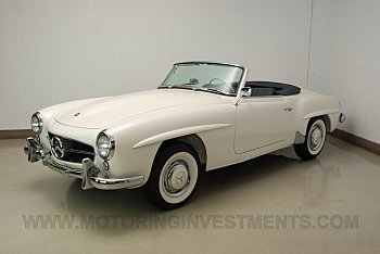 1957 Mercedes-Benz 190SL for sale 100838340