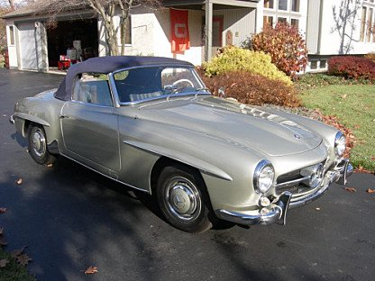 1957 Mercedes-Benz 190SL for sale 100799563