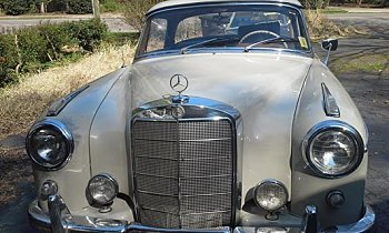 1957 Mercedes-Benz 220S for sale 100796593
