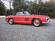 1957 Mercedes-Benz 300SL for sale 100020779