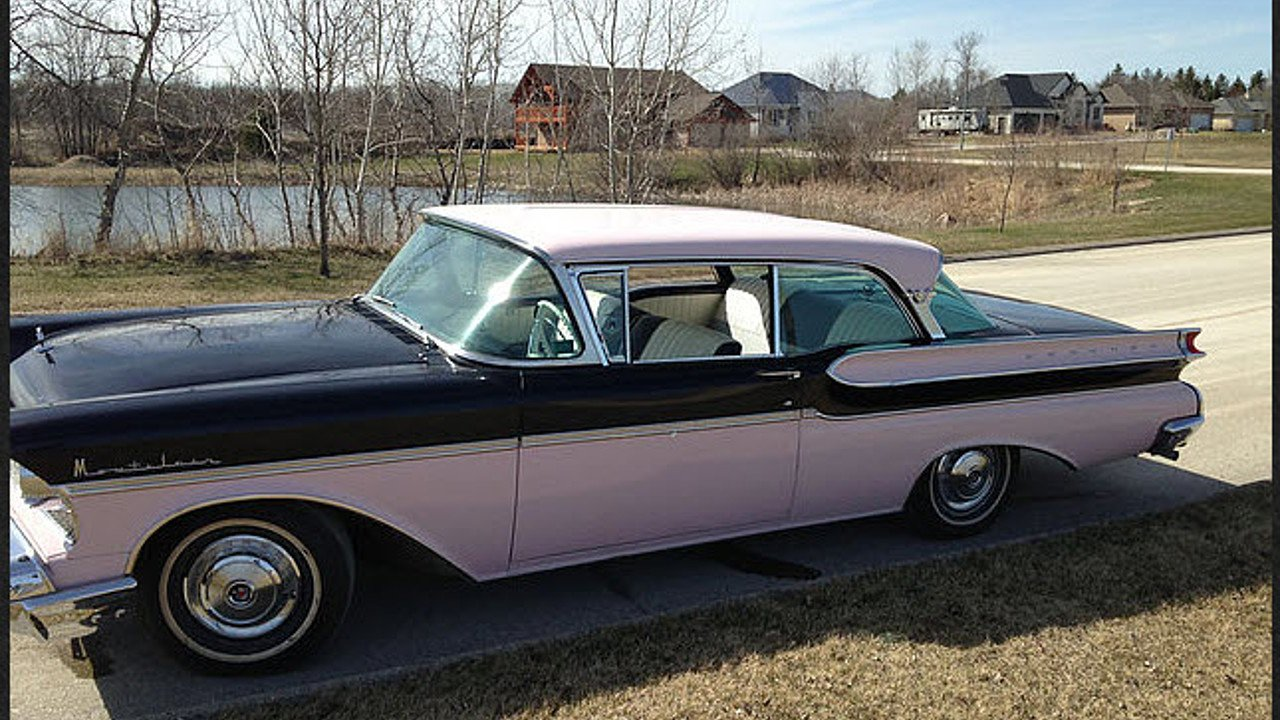 1957 Mercury Montclair Phaeton for sale near Neche, North Dakota ...