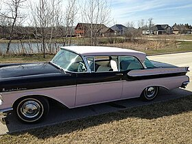 1957 Mercury Montclair Phaeton for sale 100771143