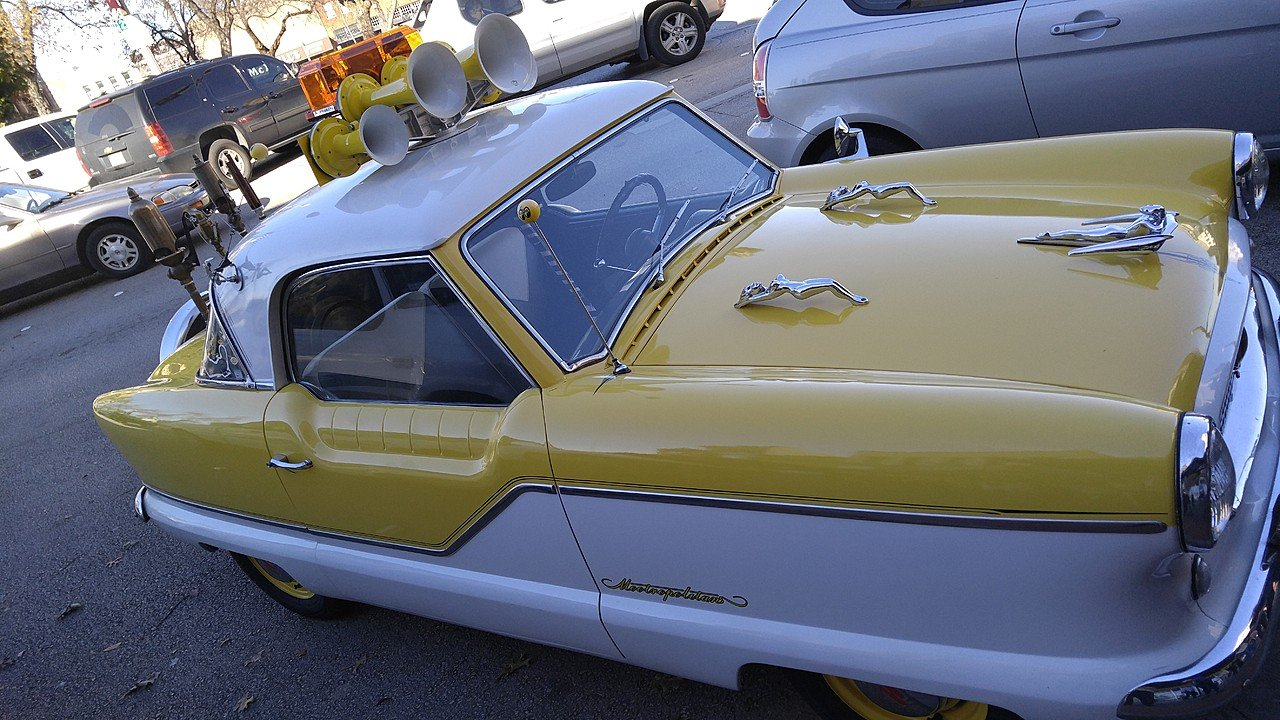 1957 Nash Metropolitan for sale 100879417