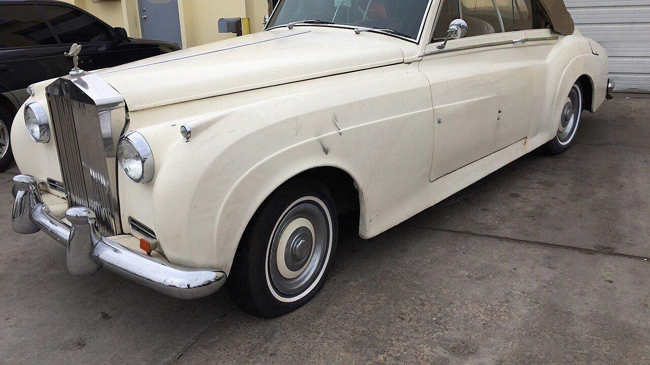 1957 Rolls-Royce Silver Cloud for sale near Denver, Colorado 80231 ...
