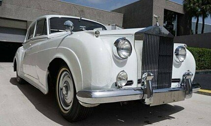 1957 Rolls-Royce Silver Cloud for sale 100951602