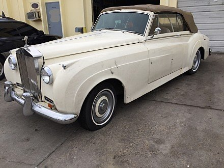 1957 Rolls-Royce Silver Cloud for sale 100923188