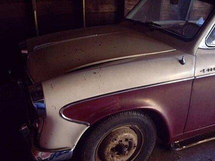1957 Sunbeam Rapier for sale 101043778