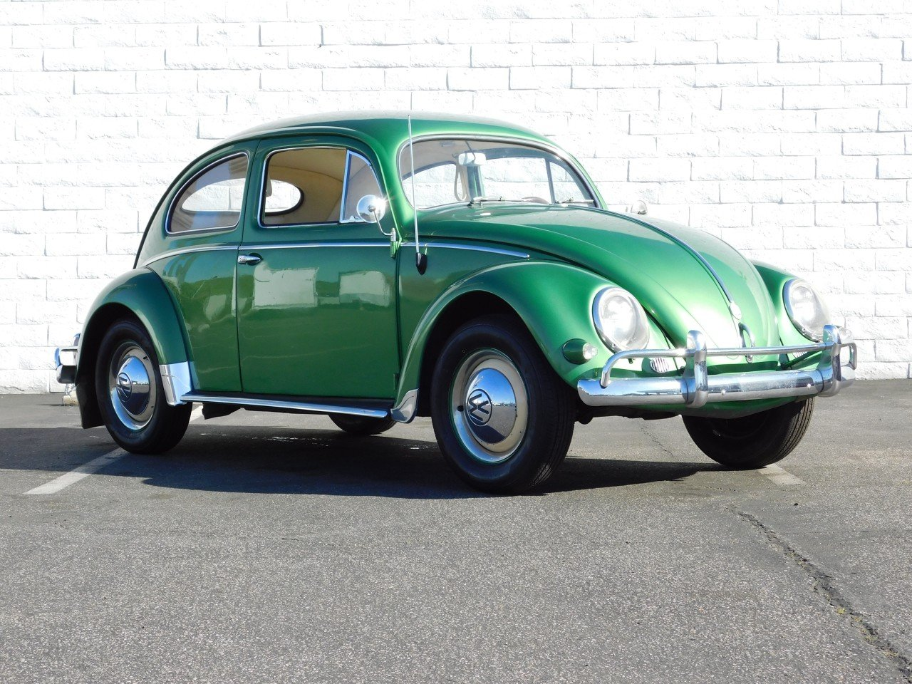 1957 Volkswagen Beetle For Sale Near Carson California