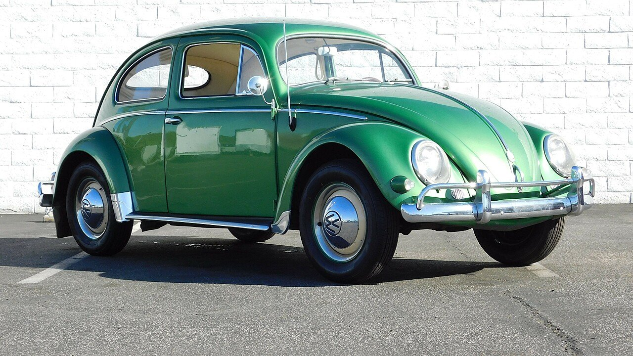 1957 Volkswagen Beetle for sale 100837534