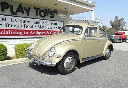1957 Volkswagen Beetle for sale 100991329