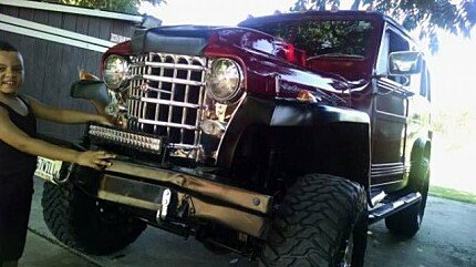 1957 Willys Other Willys Models for sale 100880368