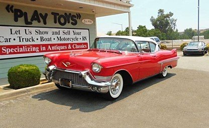 1957 cadillac Series 62 for sale 101014022