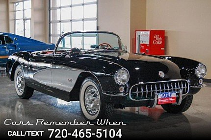 1957 chevrolet Corvette for sale 101017550