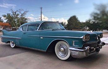 1958 Cadillac De Ville for sale 100883558