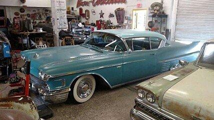 1958 Cadillac De Ville Clics for Sale - Clics on Autotrader